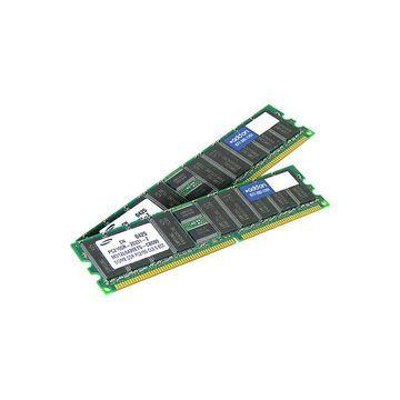 AddOn AM1333D3DRLPR/8G x1 JEDEC Standard Factory Original 8GB DDR3-1333MHz Registered ECC Dual Rank 1.35V 240-pin CL9 RDIMM
