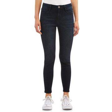 Juniors' Stiletto Ankle Skinny Jean