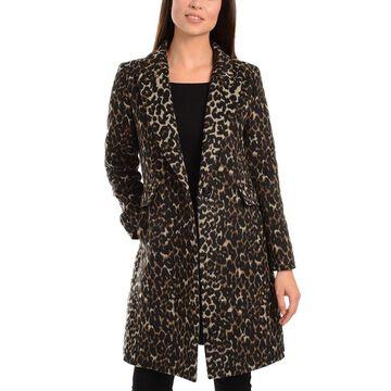 Kendall + Kylie Womens Wool Coat