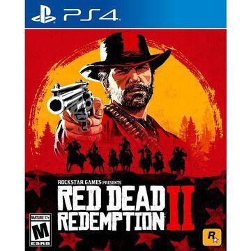 Red Dead Redemption 2 - PlayStation 4 Sony GameStop