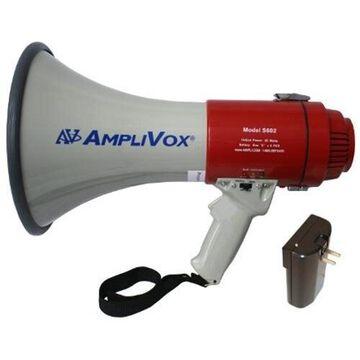 AmpliVox MityMeg S601 Megaphone - 15W Amplifier