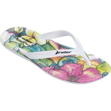 Rider Women's CW Smoothie Thong Sandal White