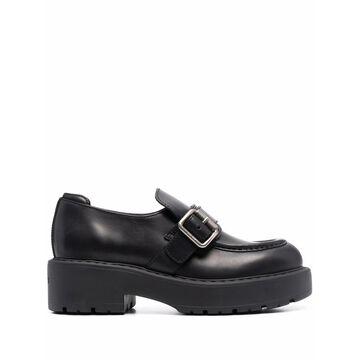 Miu Miu Flat shoes Black