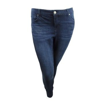 Celebrity Pink Women's Plus Size Gramercy Wash Skinny Jeans