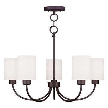Livex Lighting 5265 Sussex 5 Light Chandelier