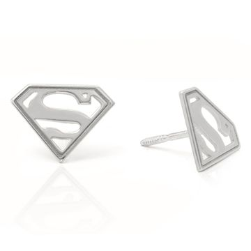 8.7mm DC Comics Stud Earrings