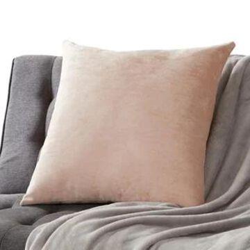Greendale Home Fashions Velvet Throw Pillow