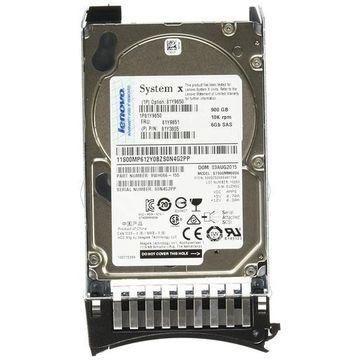 IBM 900 GB 2.5-Inch Internal Hard Drive 81Y9650