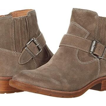 Sofft Brocke Waterproof (Taupe Oiled Cow Suede) Women's Shoes