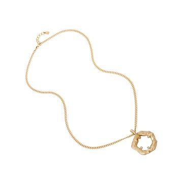 Robert Lee Morris Soho Women's Organic Link Pendant Necklace