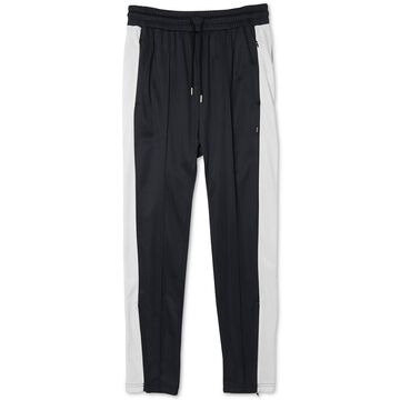 Men's Slim Tapered Fit Diego Retro Track Pants