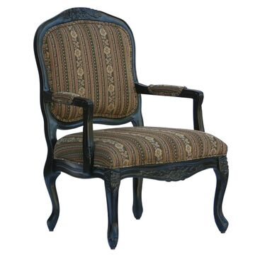 Solace Accent Chair by Greyson Living - See Product Description - See Product Description (Black)