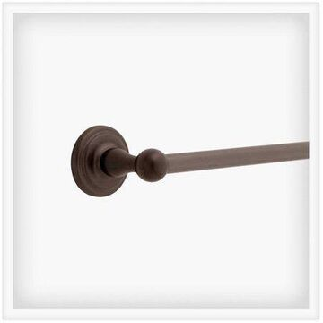 Franklin Brass Jamestown Towel Bar, Available in Multiple Colors and Sizes