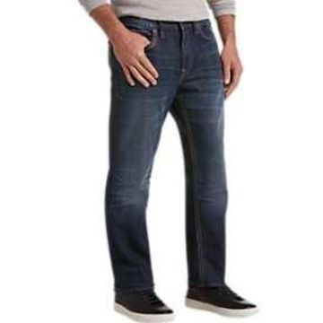 Silver Jeans Co. Grayson Dark Wash Relaxed Fit Jeans