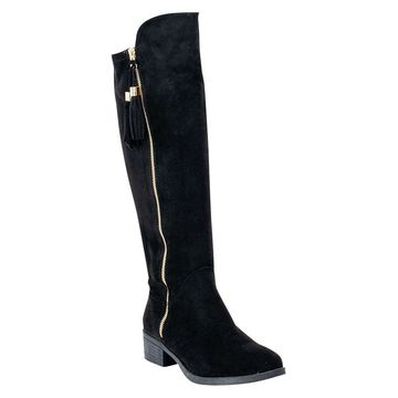 GC Shoes Women's Marlo Knee-High Boot
