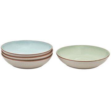 Denby Heritage Set of 4 Assorted Pasta Bowls