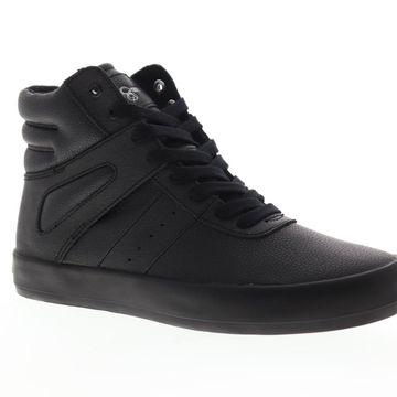 Creative Recreation Moretti Black Mens High Top Sneakers