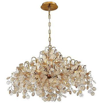 Eurofase Campobasso Chandelier - Color: Clear - Size: 11 light - 29060-016