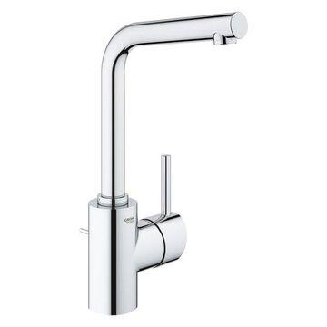 Grohe Concetto Single-Handle Bathroom Faucet L-size, Chrome