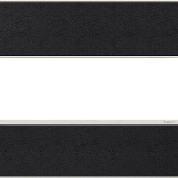Legrand AWM3G4 adorne Thermoplastic 3 Gang Wall Plate
