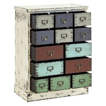 Bowery Hill 13-Drawer Accent Chest