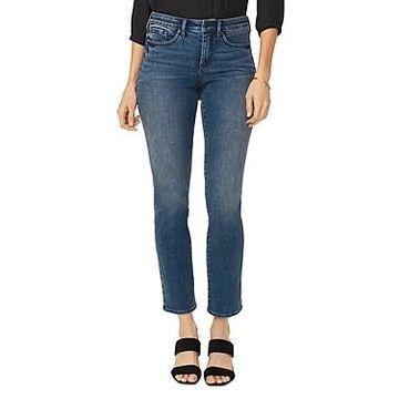 Nydj Petites Sheri Slim Jeans in Lombard