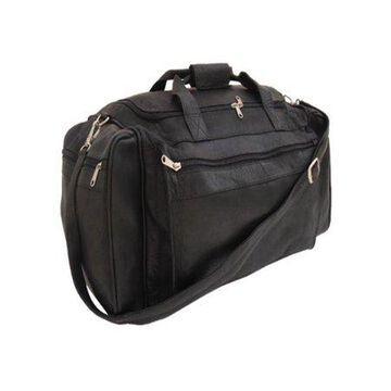 Piel Leather Large Duffel Bag