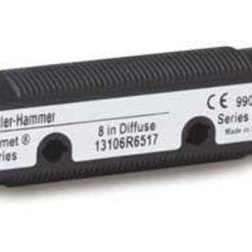 EATON 13100R6513 Photoelectric Sensor,Cylindrical,Diffuse