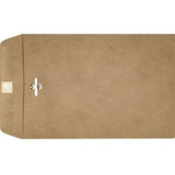 6 x 9 Clasp Envelopes - Grocery Bag (1000 Qty.)