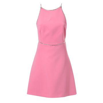 Miu Miu Backless Flared Dress