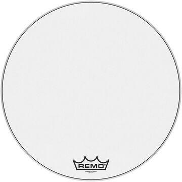 Remo Powermax 2 Ultra White Crimplock Bass Drum Head 28 in.