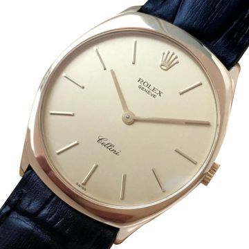 Rolex Cellini Yellow Yellow gold Watches