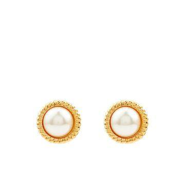 large stud earrings
