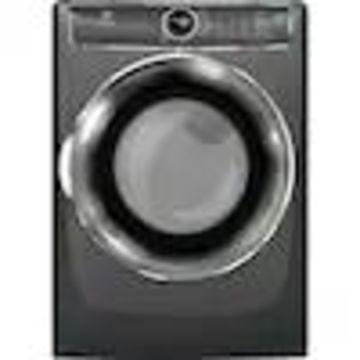 Electrolux 8-cu ft Stackable Electric Dryer (Titanium) ENERGY STAR