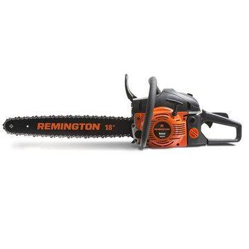 Remington RM4218 Rebel 42cc 2-Cycle 18-inch Gas Chainsaw