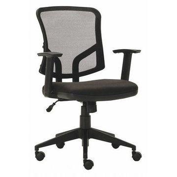 ALERA ALETE4817 Everyday Task Office Chair,Black,Mesh
