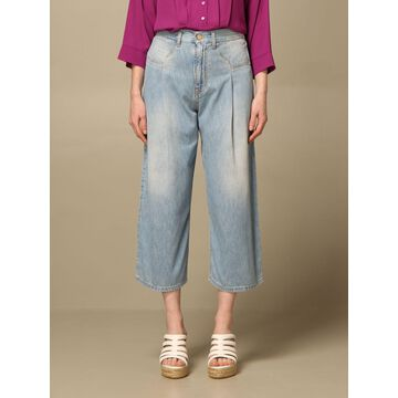 Manila Grace cropped jeans