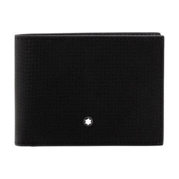 Montblanc Extreme 6CC Men's Small Leather Wallet 111143