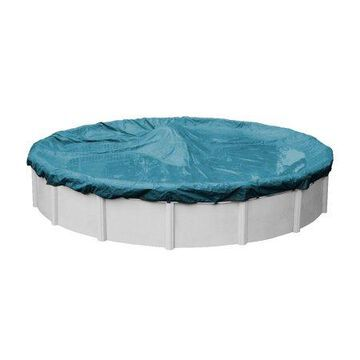 Robelle 12-Year Galaxy Round Winter Pool Cover, 21 ft. Pool