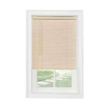 Achim Cordless Morningstar GII Blind 64-In. Drop (72 x 64 - Alabaster)