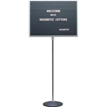 Quartet, QRT7921M, Adjustable Standing Magnetic Letterboard, 1 / Each