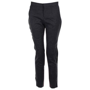 Undercover \N Grey Wool Trousers