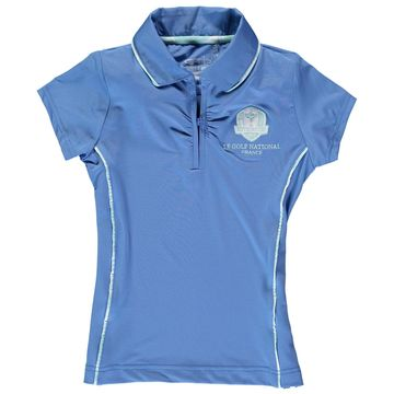 Garb Girls Toddler 2018 Ryder Cup Leanna Polo - Blue