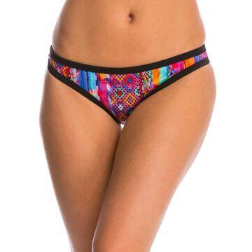 Seafolly Mexican Summer Scuba Hipster Bikini Bottom