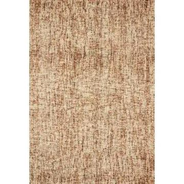 Alexander Home Sandstone Abstract Contemporary Rug (7'9