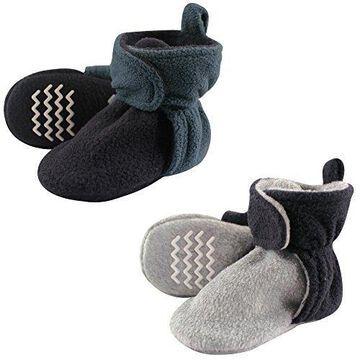 Hudson Baby Baby Cozy Fleece Booties with