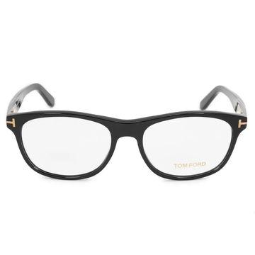 Tom Ford Square Eyeglass Frames FT5431 001 53