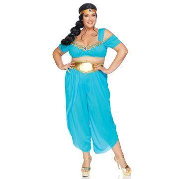 Leg Avenue Desert Princess Plus Size Costume-3X/4X
