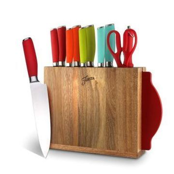 Fiesta 12-Piece Knife Block Set