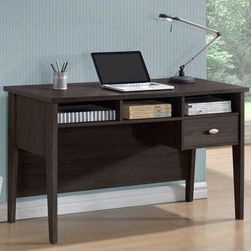 CorLiving Folio Single Drawer Desk - Espresso